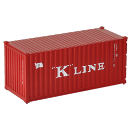 Container 20 pieds K-Line