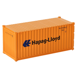 Container 20 pieds Hapag Lloyd