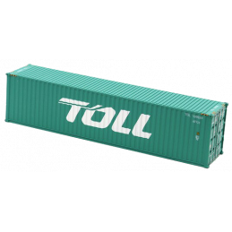 Container 40 pieds Toll