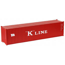 Container 40 pieds K-Line