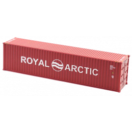 Container 40 pieds Royal Artic