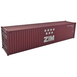 Container 40 pieds ZIM