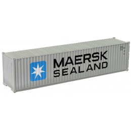 Container 40 pieds Maersk...