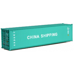 Container 40 pieds China...